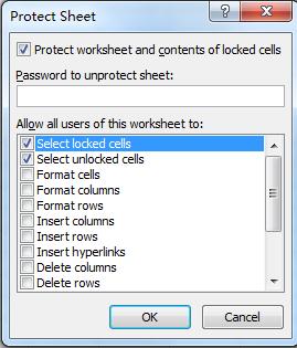 文档保护,formulas4