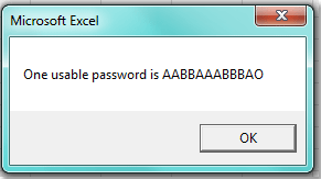 How to recover lost worksheet protection password in Excel?
