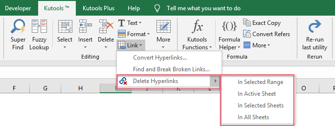 doc delete hyperlinks 5