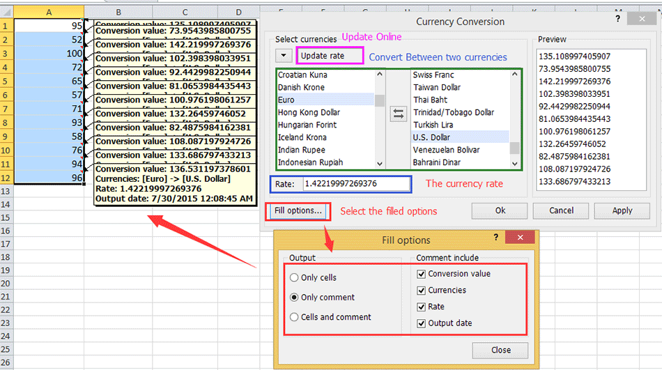 How To Quickly Convert Pounds Ounces Grams Kg In Excel