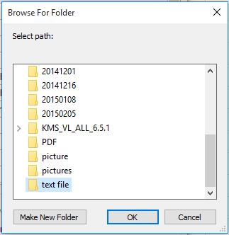 doc save as text file 4