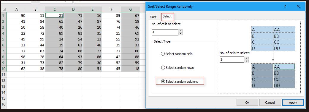 doc select randomly 4