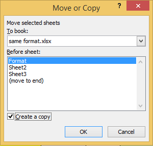 doc sheet with same format 2