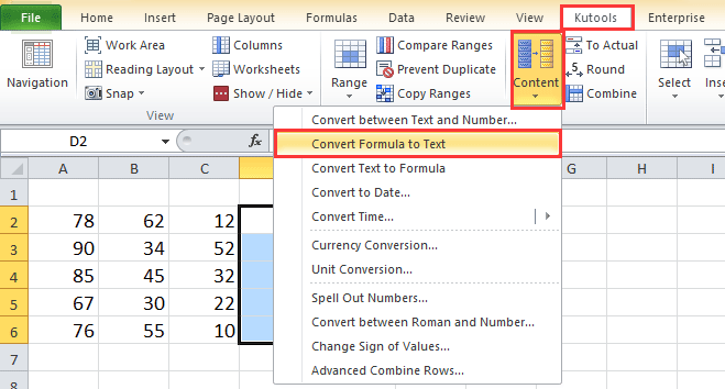 doc replace formula with text 3