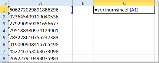 doc-sort-numbers-in-cells-1