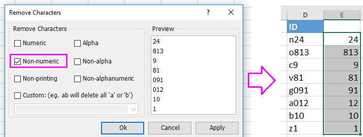 doc sort numerically then alphabetically 8