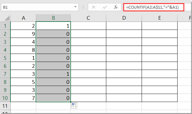 doc sort remove duplicates 2