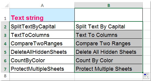 doc divisé par capital 7