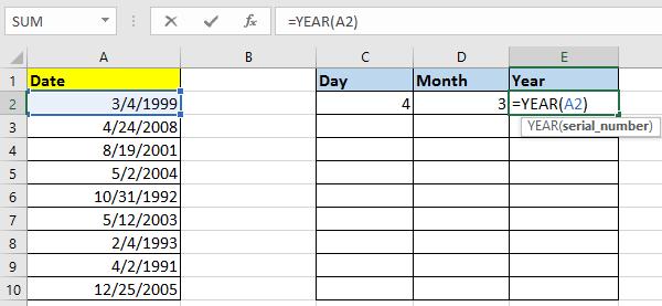 Aufteilungsdatum des Dokuments 5