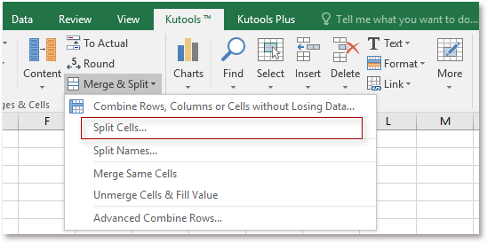 doc split number to columns 6