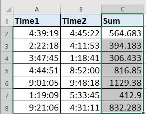 doc sumos formato laiko dešimtainis 12