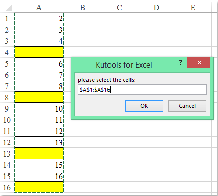 How To Sum Cell Values In A Column Until Blank Cell Reached
