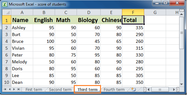 How to summarize data from worksheets / workbooks into one worksheet?