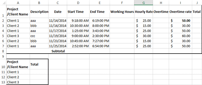doc template billable hours 1