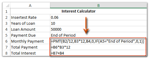 Loan calculator free simple loan calculator for excel.