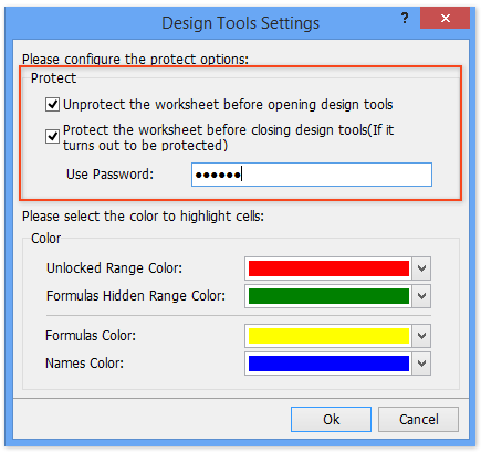 How to toggle (turn on/off) worksheet protection in Excel?