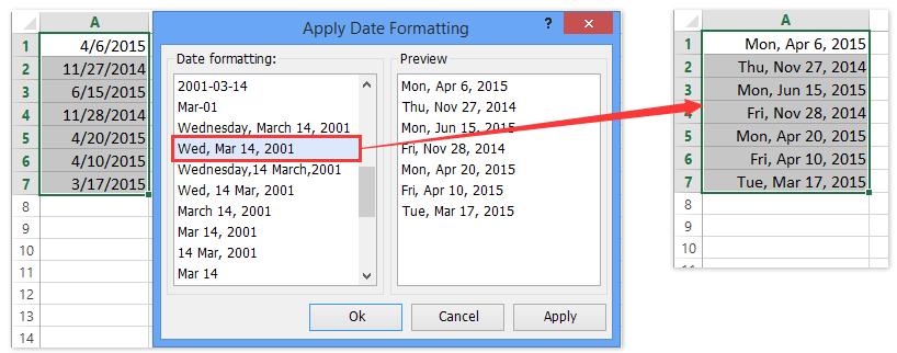ad apply date formatting 2