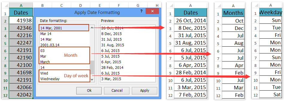 ad apply date formatting 5