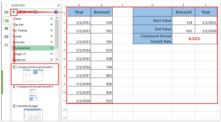 How to create a Macro-enabled template in Excel?