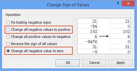 ad change negative to zero 1