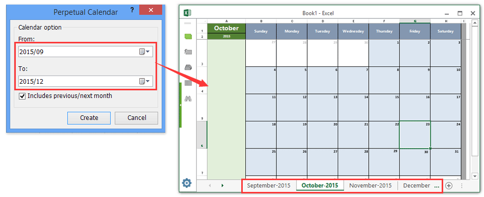 team availability calendar excel