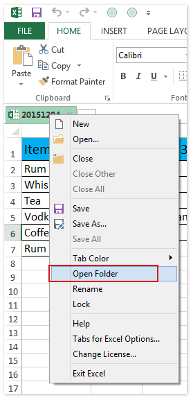 How to undo/restore deleted worksheets in Excel?
