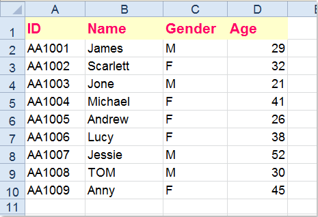 How to use vlookup exact and approximate match in Excel?