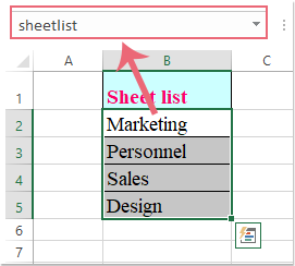 How to vlookup values across multiple worksheets to return sheet ...