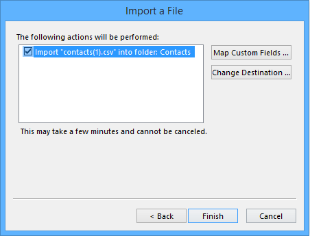 How to access/sync/import Gmail contacts into Outlook?