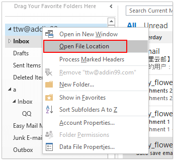 How to archive without deleting in Outlook?