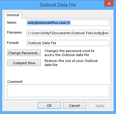 How to prevent Outlook asking for password every time when opening?