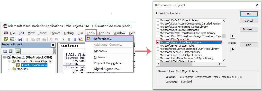 doc ავტოპორტის ექსპორტის ელ Excel 3
