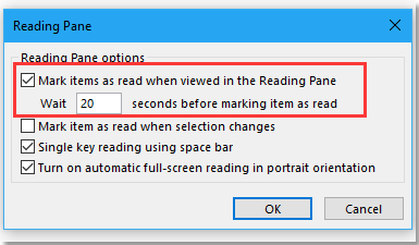 doc change mark as read time setting 3