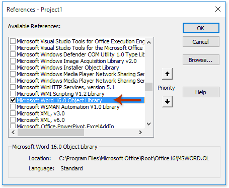 How to copy all attachments' names when replying in Outlook?