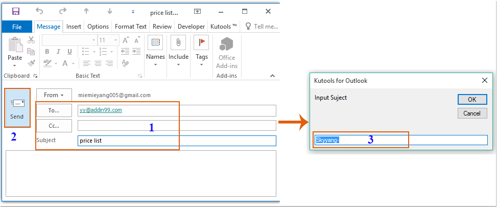 doc auto add text to subject 2