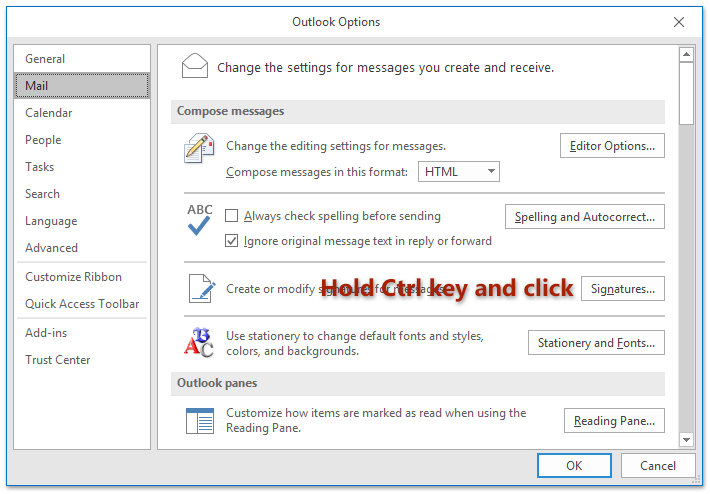How to delete signature files in Outlook?