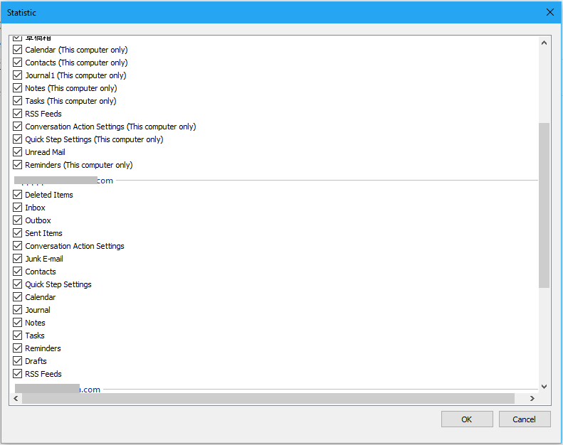 doc display total number message 7