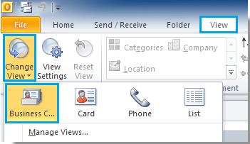 Wie Fügt Man Bilder Fotos Für Kontakte In Outlook Hinzu