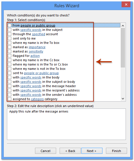 How to auto forward email messages in Outlook?