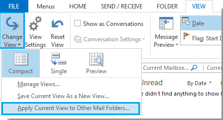 How to change date and time format of mail Received field in