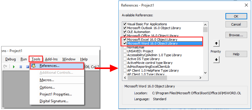 How to export Outlook email body text to Excel spreadsheet?