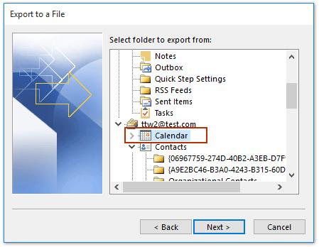 Esportare Calendario Outlook.Come Esportare Il Calendario Da Outlook A Foglio Di Calcolo