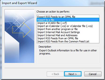 Exportar contactos outlook 2003 vcard