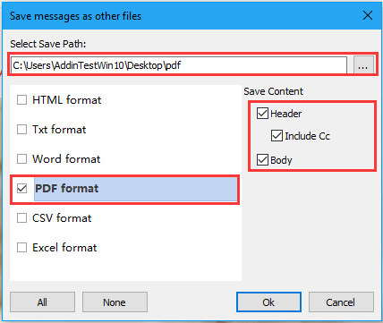 doc save email as pdf 4