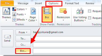 How to send a group email on outlook