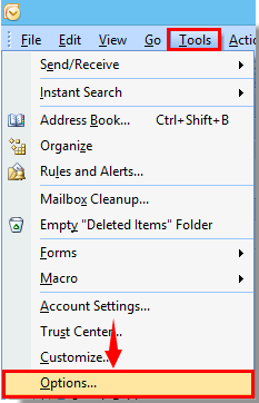 How to turn on or off overtype mode in Outlook?