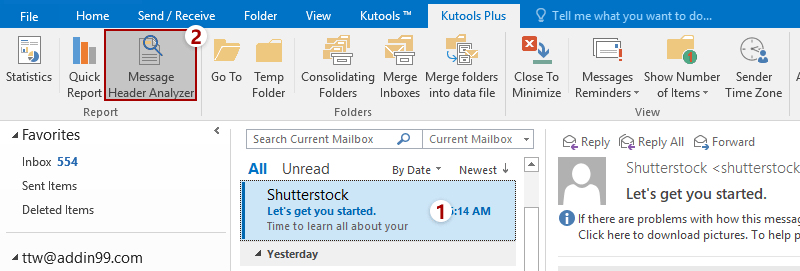 How To View Source Code Of Html Email Body In Outlook