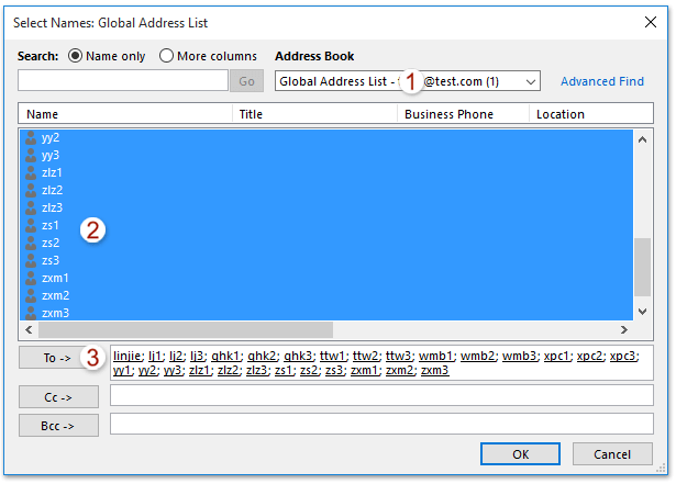 Steps To Address Book In Outlook 2007