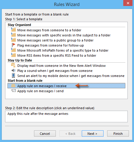 How to filter meeting invites/updates/responses from emails in Outlook?