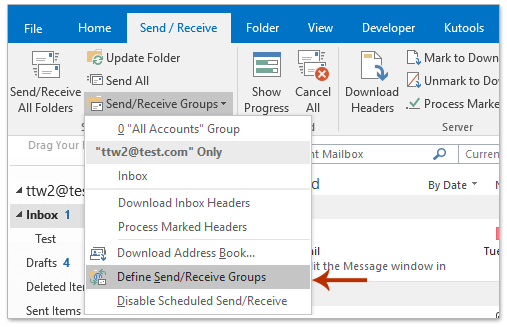How Often Does Outlook 2013 The Offline Address Book